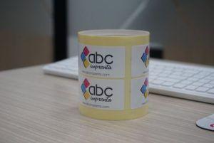 Etiquetas adhesivas