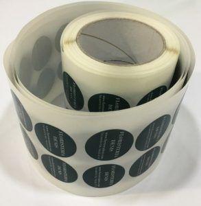 etiquetas adhesivas bobina