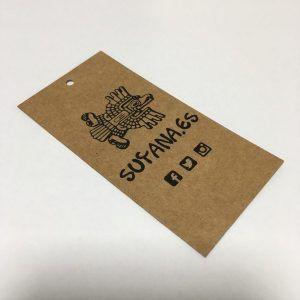 etiquetas de carton